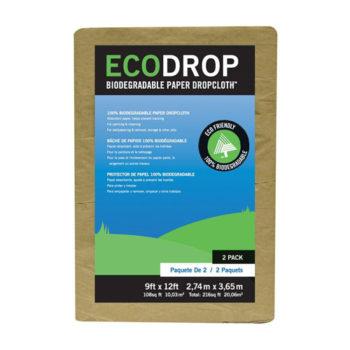 Trimaco ecodrop paper dropcloth