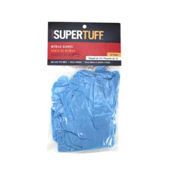 Large/XL Blue Nitrile Gloves