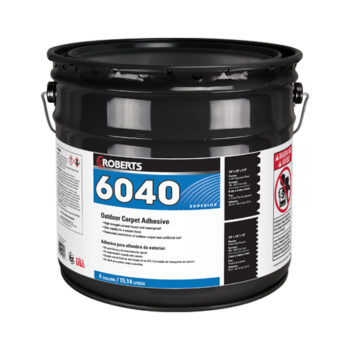 Roberts 6040 Outdoor Carpet Adhesive