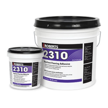 Roberts Resilient Flooring Adhesive