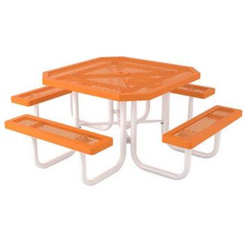 Octagon Table Portable Design