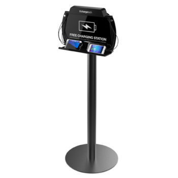 Charge Tech Power Floor Stand Charging Station