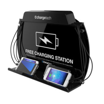 Wall Mount & Table Top Charging Station