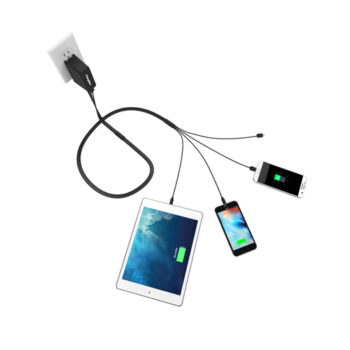 Universal Phone Charger Squid 4