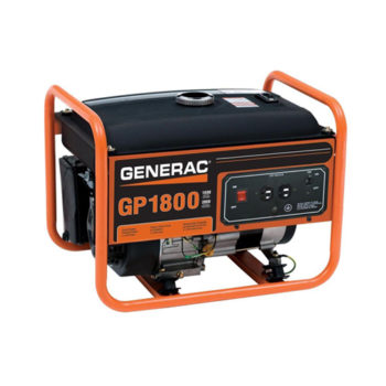 1,800-Watt Gasoline Powered Portable Generator