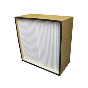 "24"" x 24"" x 11.5"" Wood Framed HEPA Filter"