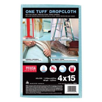 Trimaco One Tuff Coated Dropcloth