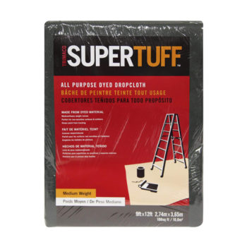 Trimaco SuperTuff All Purpose Dyed Canvas Drop Cloth