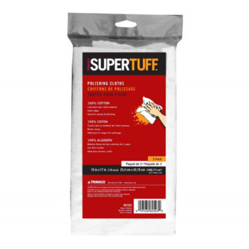 Trimaco SuperTuff Polishing Cloth