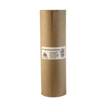 "Trimaco Easy Mask 9""X180' Brown General Purpose Paper"