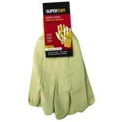 Trimaco SuperTuff Natural Cotton Canvas Gloves
