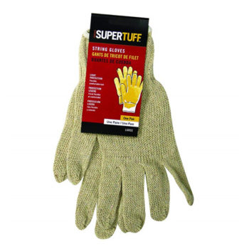 Trimaco SuperTuff Knit String Gloves