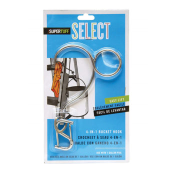 Trimaco SuperTuff Select 4-in-1 Bucket Hook, holds 1 gallon paint pail