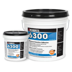 Roberts 6300 Pressure Sensitive Carpet Adhesive