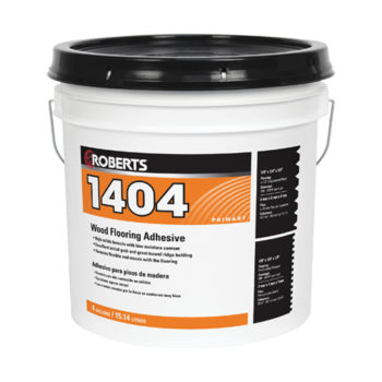 Roberts 1404 Wood Flooring Adhesive