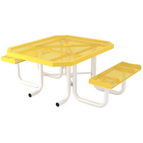 Octagon Roll Heavy Portable Table