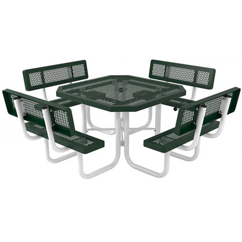 Octagonal Regal Portable Table