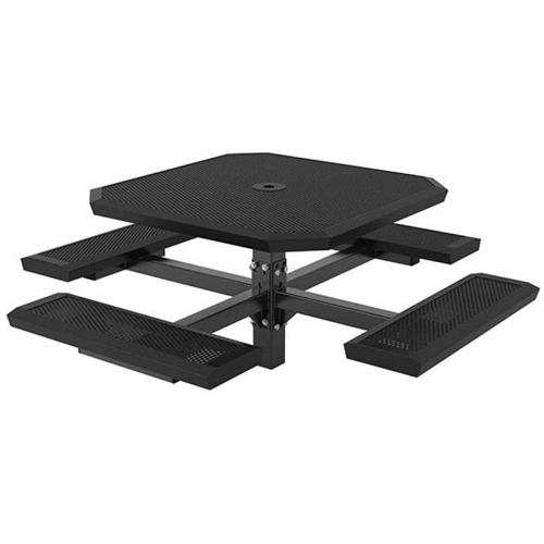 Infinity Innovated Ped Table In-ground Mount