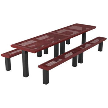 Infinity 4-4 In-Ground Mount Table