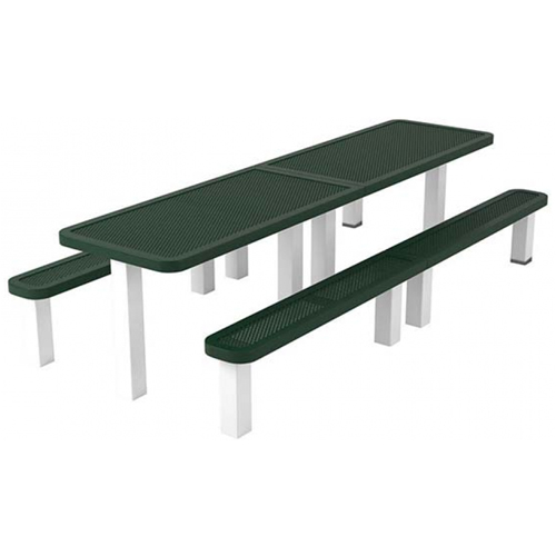 Innovated 4-4 In-Ground Table