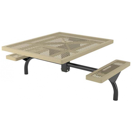 46 in. Square Regal Web In-ground Wheelchair