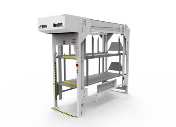 Vidir 3-Stretcher N-Series Bedlift