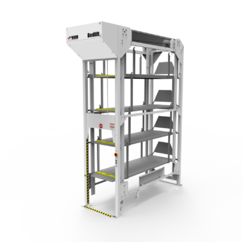 Vidir 5-Stretcher N-Series Bedlift