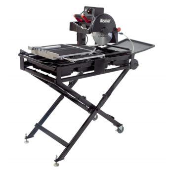 Brutus 61024BR Professional Tile Saw with 10-Inch Diamond Blade