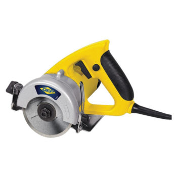 Professional Handheld Tile Saw with Wet/Dry 4 in. Diamond Blade