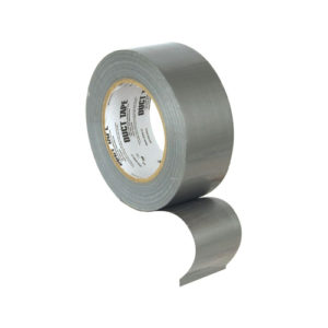 Wide Duct Tape, Indoor Silver General Purpose