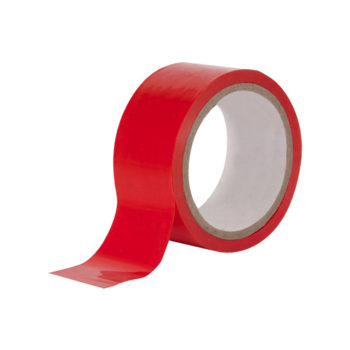 Red Seam Guard Underlayment Tape Roll