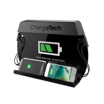 ChargeTech Mini Wall Mount Charging Station