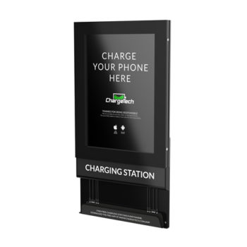 ChargeTech Light Box Display Charging Station