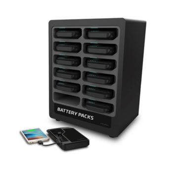 Portable Battery Dock Charging Station 12