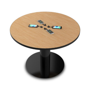ADA Power Table Charging Station 8