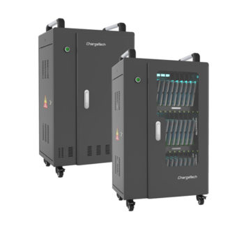 40 Bay UV Disinfecting & Charging Cabinet (USB)