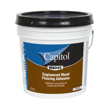 WA045 Basic Engineered Wood Flooring Adhesive