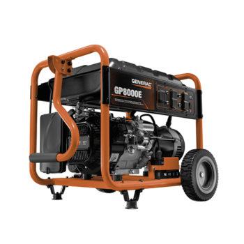 Generac GP Series 8000E Portable Generator
