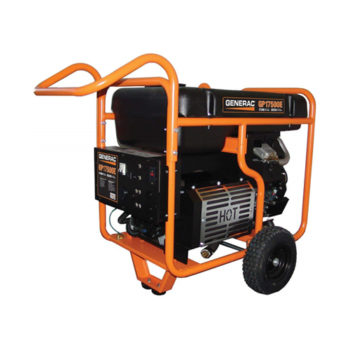 Generac 5735 GP17500E 17500 Running Watts/26250 Starting Watts Electric Start Gas Powered Portable
