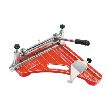 Roberts 12 in. Pro Grade VCT Vinyl Tile and Luxury Vinyl Tile Cutter