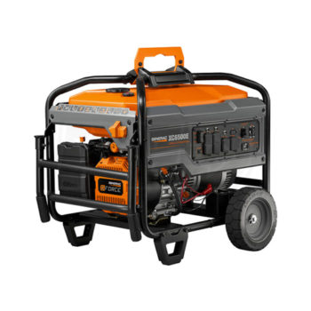 Generac XC6500E - 6500 Watt Professional Portable Generator