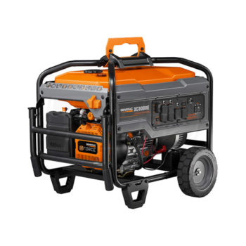 Generac XC8000E - 8000 Watt Electric Start Professional Portable