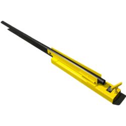 Rolled Goods Manipulator (RGM) Carpet pole - vinyl pole - material handling