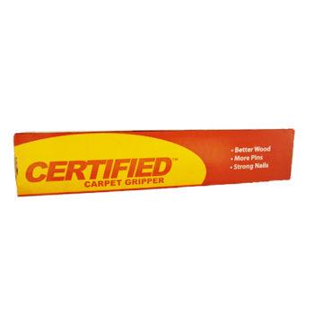 Certified Tack Strip
