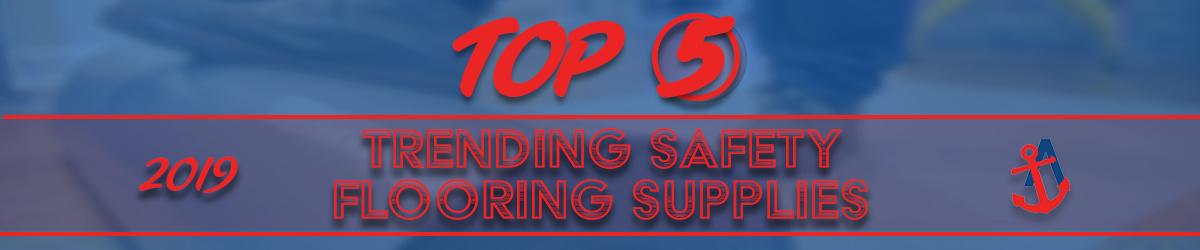 Safety Flooring Supplies