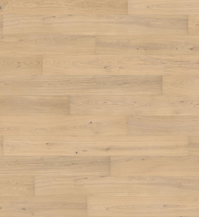 Oak Sand White Parquet 4000 TC Plank 1 - Strip Plaza 4V Markant brushed naturaDur (536545)