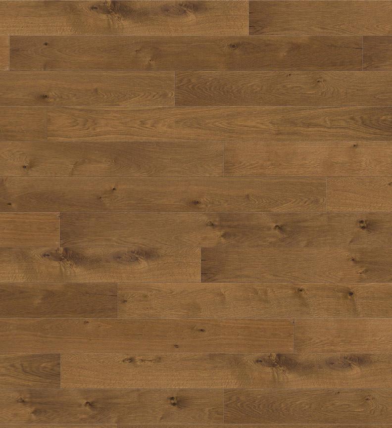 "Parquet 4000 TC Plank 1 - Strip Plaza 4V deep brushed naturaLin + oiled (width: 8 21/32"") Smoked Oak"