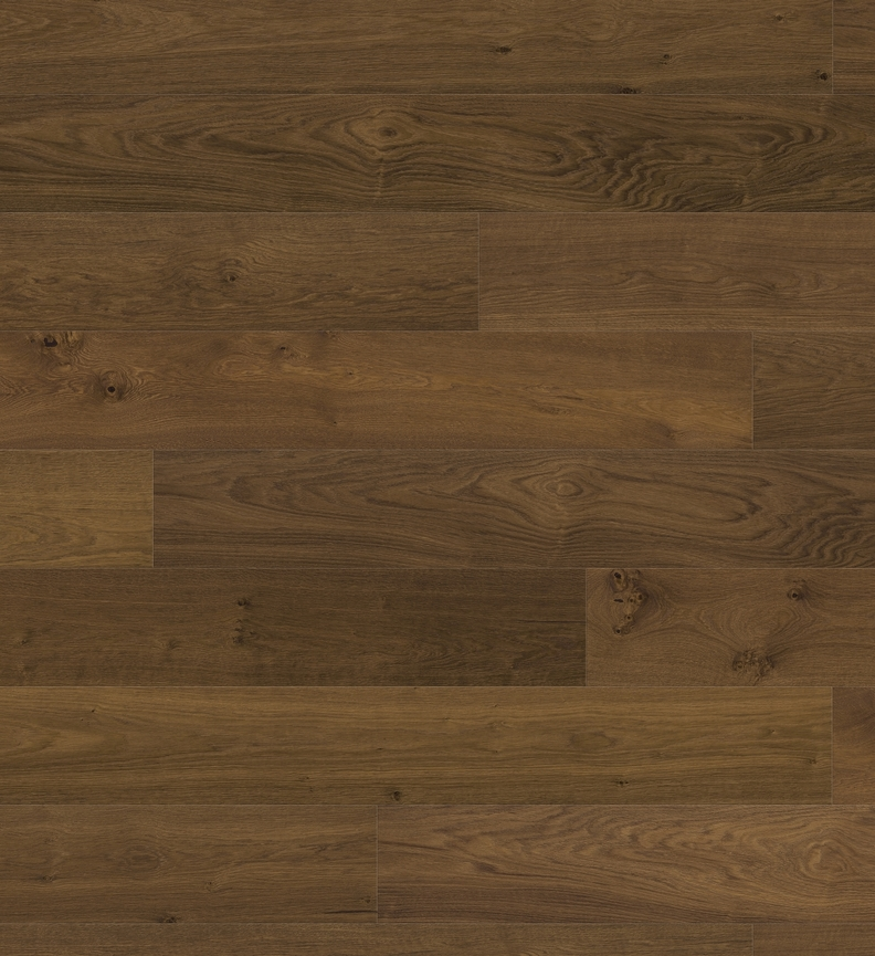 Fumed Oak Sauvage Parquet 4000 TC Plank 1 Strip Plaza 4V brushed naturaLin + oiled
