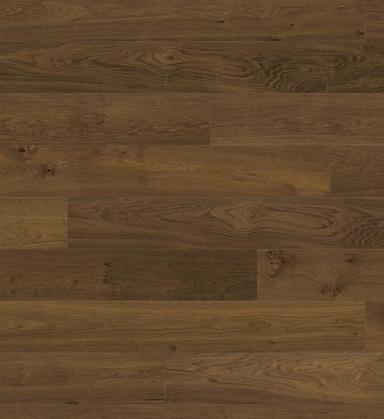 Fumed Oak Sauvage Parquet 4000 TC Plank 1 Strip Plaza 4V brushed naturaLin + oiled