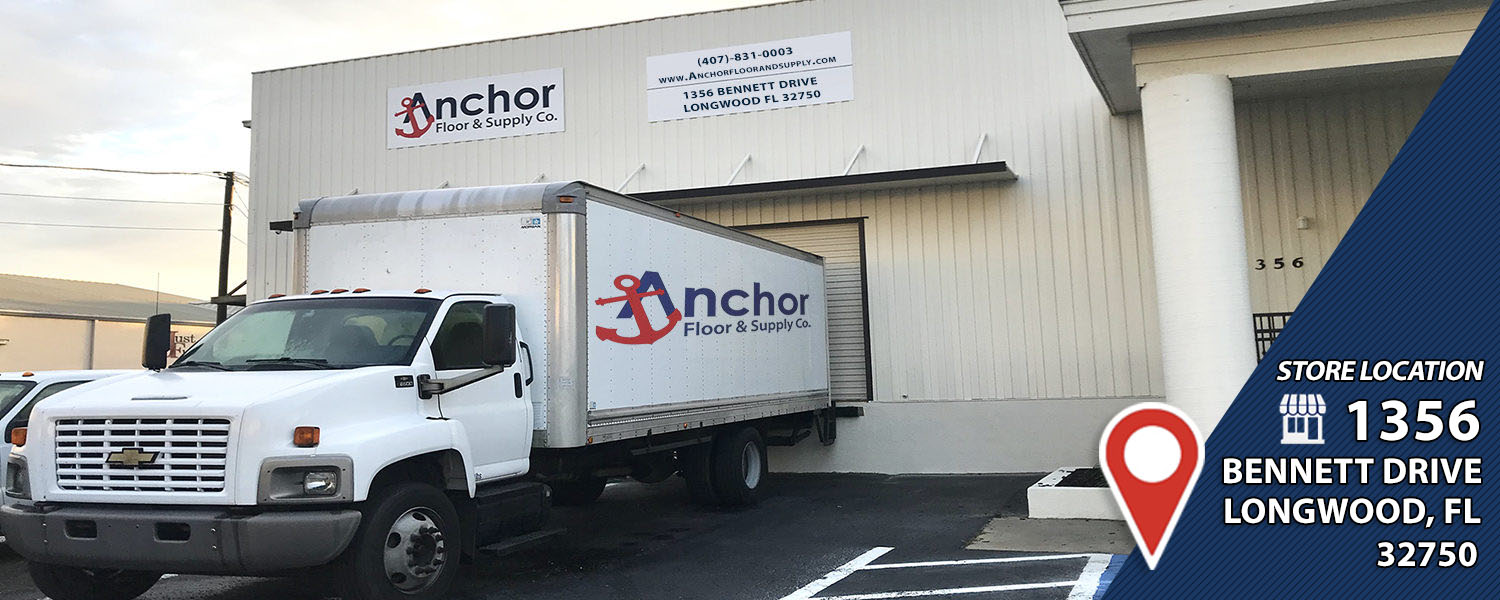 Anchor Floor & Supply | Hardware Store and Supplies